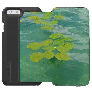 Lily Pads Incipio Watson™ iPhone 6 Wallet Case