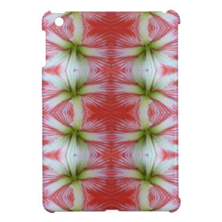 lily pattern i-pad mini case iPad mini cover