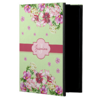Lily & Peony Floral Mint Powis iPad Air 2 Case