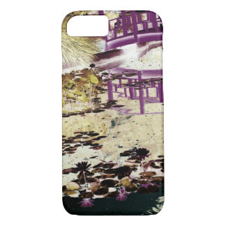 Lily Pond and Bridge iPhone 8/7 Case