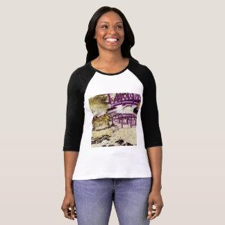 Lily Pond and Bridge T-Shirt