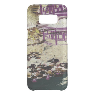 Lily Pond and Bridge Uncommon Samsung Galaxy S8 Case