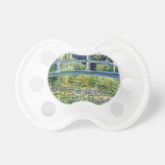 Lily Pond Bridge - insert your pet Dummy
