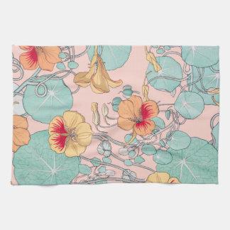 Lily Pond Tea Towel