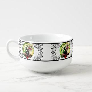 Lily Shadow Fairy Soup Mug