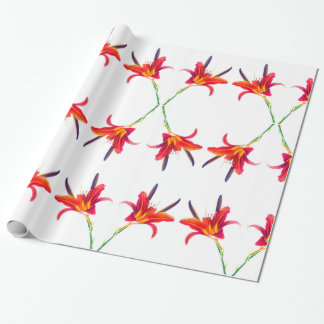 Lily Wrapping Paper