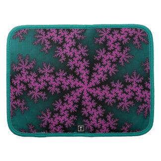 Lilypad Lotus Splatter Folio Smartphone Planner
