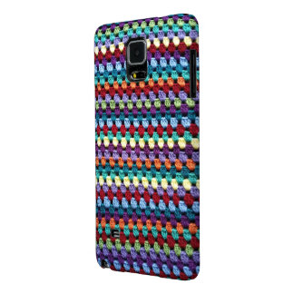 Lily's Garden Striped Granny Phone Cover