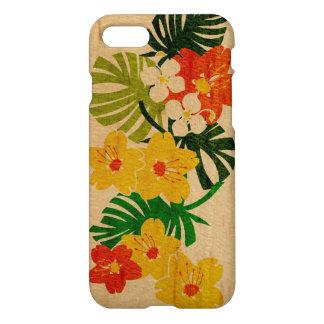 Limahuli Garden Hawaiian Surfboard iPhone 8/7 Case