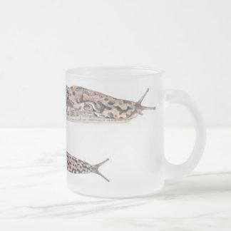 Limax maximus - watercolor mug