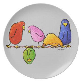 LimbBird Plate