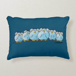 LimbBirds Accent Pillow