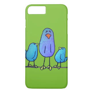 """LimbBirds """"BIG Little Brother"""" iPhone cover"""
