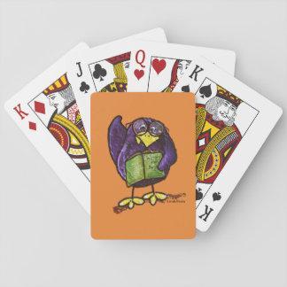LimbBirds Playing Cards