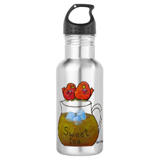 LimbBirds Water Bottle (18 oz), Stainless Steel 532 Ml Water Bottle