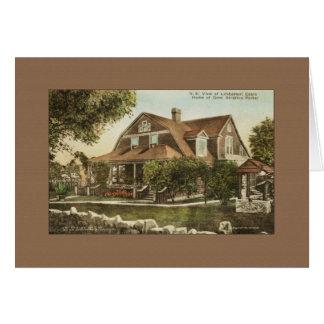 Limberlost Cabin Gene Stratton-Porter Card