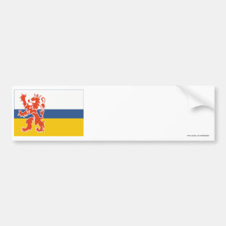 Limburg Flag Bumper Sticker
