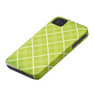 Lime Argyle Blackberry Phone Case Blackberry Bold Cover