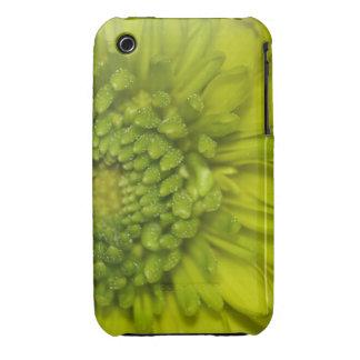 Lime Button Mum Macro Case-Mate iPhone 3 Case