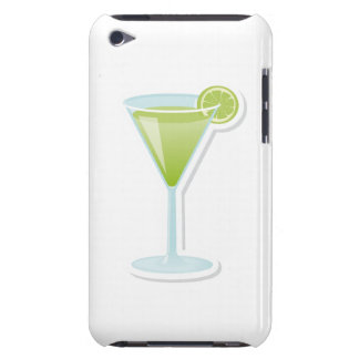 Lime cocktail barely there iPod cases