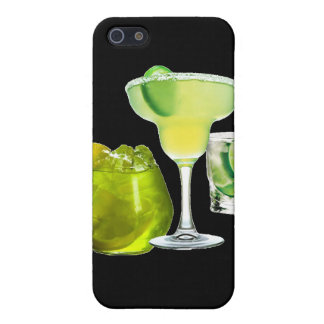 Lime Drinks Case For The iPhone 5