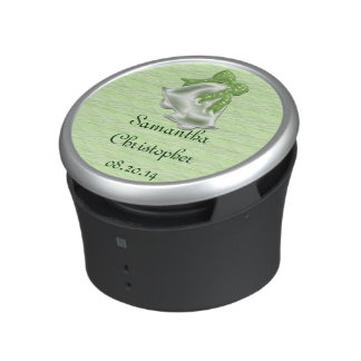 Lime Elegance #1 Bluetooth Speaker