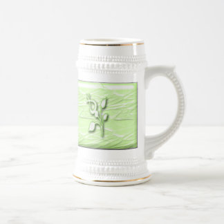 Lime Elegance #1 Coffee Mug