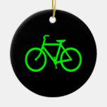Lime Green Bike