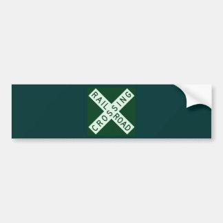 Lime Green Bumper Sticker