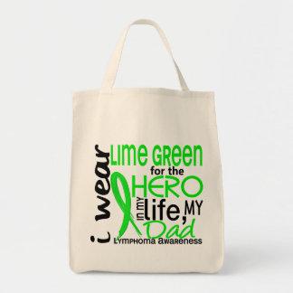 Lime Green For Hero 2 Dad Lymphoma Bag
