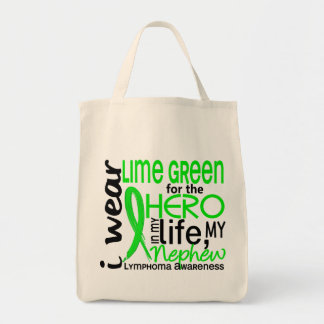 Lime Green For Hero 2 Nephew Lymphoma Bags