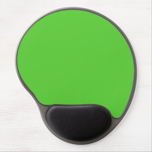 Lime Green Gel Mouse Pads