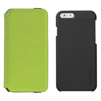 Lime Green Incipio Watson™ iPhone 6 Wallet Case