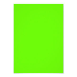 Lime Green Announcements
