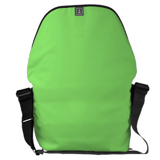 LIME GREEN LIGHT  (solid color) ~ Commuter Bags
