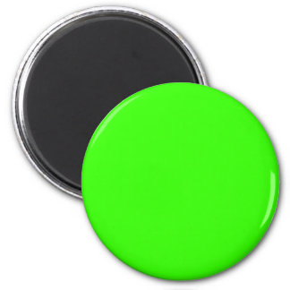Lime Green Magnet