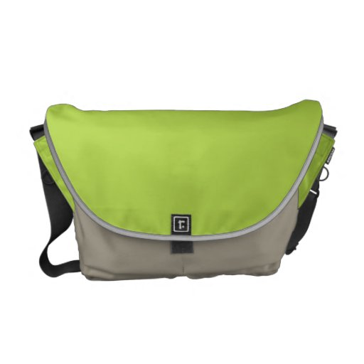 Lime Green Messenger Bags
