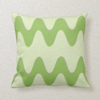 Lime Green Swivels American MoJo Pillows