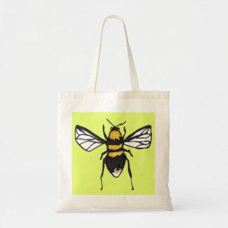 Lime Humble Bumblebee Bag