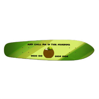 Lime In The Coconut Skate Boards