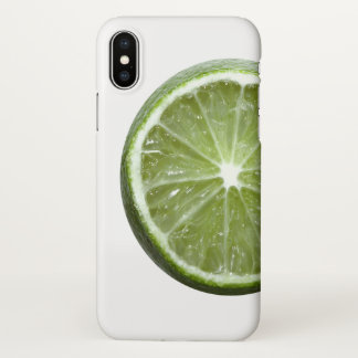 Lime iPhone X Case