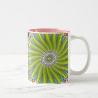 Lime Jello Mold Mug