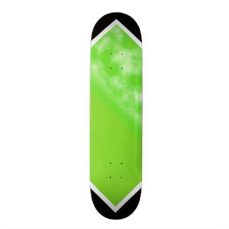 Lime Juice Green Customizable Deck Custom Skateboard Deck