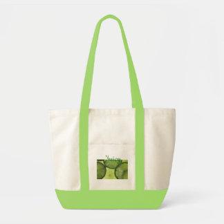 lime, Juicy Impulse Tote Bag