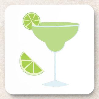 Lime Margarita Drink Coasters