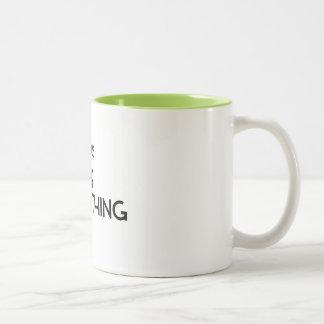 Lime Over Everything Mug