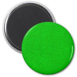 lime peel 6 cm round magnet