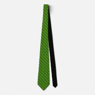 Lime Rhombus™ Mens' Necktie