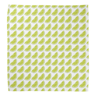 Lime Slice Bandana