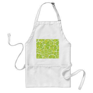 Lime slices standard apron